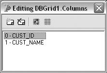 dbgrid delphi строки: